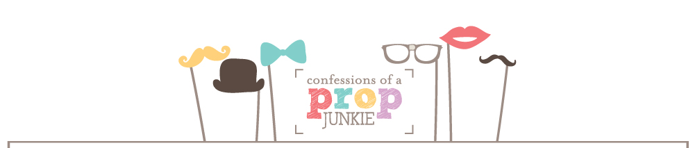 Confessions of a Prop Junkie logo